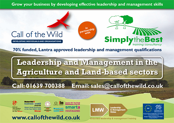 LANTRA leadership & Management Qualifications