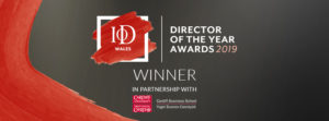 Institute of Directors (Wales) Award Winners 2019