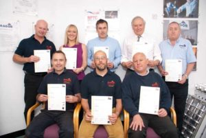 Magor Engineering with their ILM Qualifications