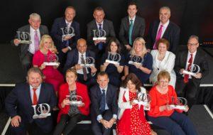 Institute of Directors (Wales) Award Winners 2019